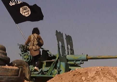 ISIS-A-60AA gun