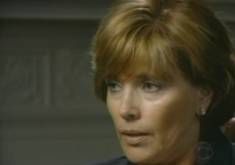 Kathleen Willey on 60 Minutes