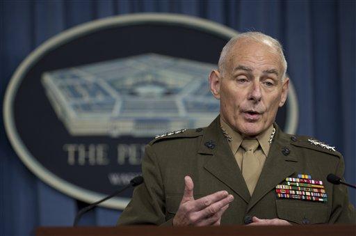 Gen. John Kelly / AP