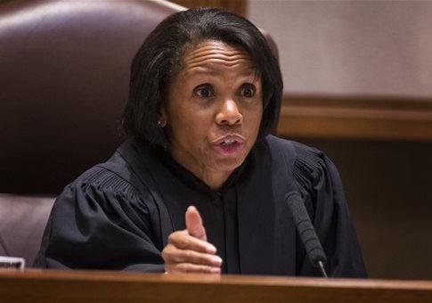 Associate Justice Wilhelmina Wright / Star Tribune via AP