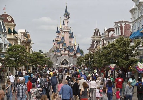 Disneyland Paris / AP