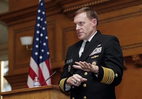 Adm. Mike Rogers