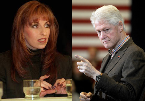 Paula Jones, Bill Clinton