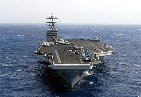 USS Harry S. Truman / AP