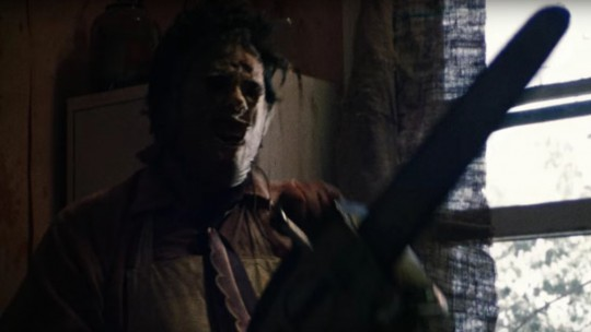 Leatherface / Youtube Screengrab
