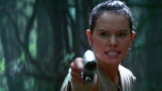 I hope that in Episode VIII we find out her mom's name is Ma-Ree Suuu