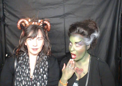 Image from the Denver Witches' Ball / Denver Witches' Ball Facebook