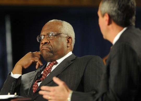 Clarence Thomas (AP)