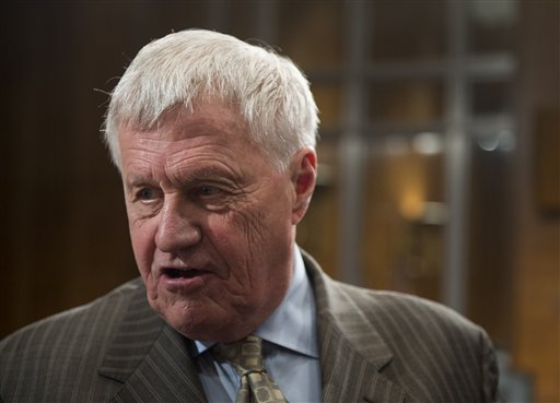 Democratic Rep. Collin Peterson (Minn.) / AP