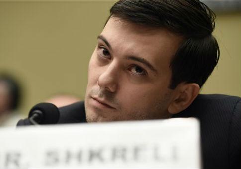 Martin Shkreli / AP