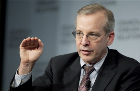 William Dudley, president of  the Federal Reserve Bank of New York / AP