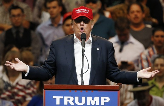 Donald Trump / AP