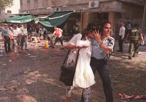 Jerusalem explosion 1997