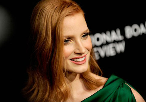 Jessica Chastain / AP