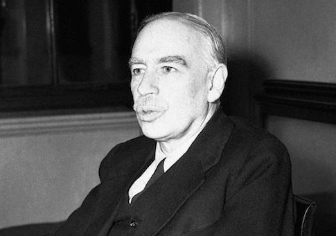John Maynard Keynes / AP