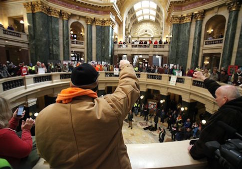Wisconsin right to work