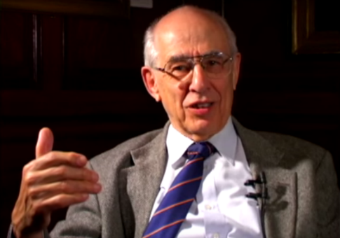 Hilary Putnam / Screenshot from YouTube