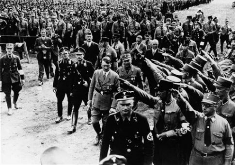 A critique of ian kershaws review of adolf hitlers life