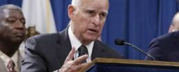 California Gov. Jerry Brown / AP