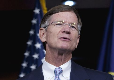 Rep. Lamar Smith (R., Texas) / AP