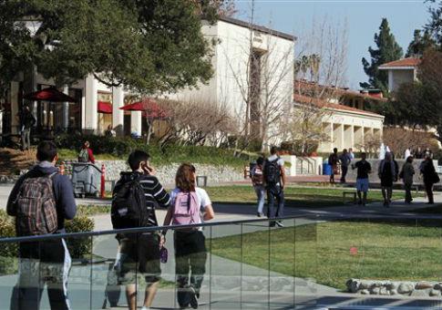 Pomona College / AP