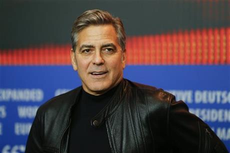 George Clooney / AP