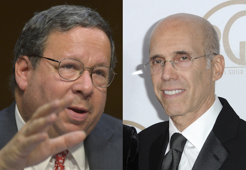 David Cohen, Jeffrey Katzenberg