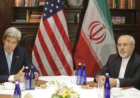 John Kerry, Javad Zarif
