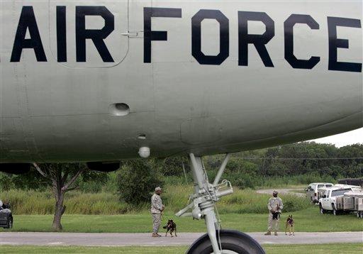 Reports Of Active Shooter At Lackland Air Force Base