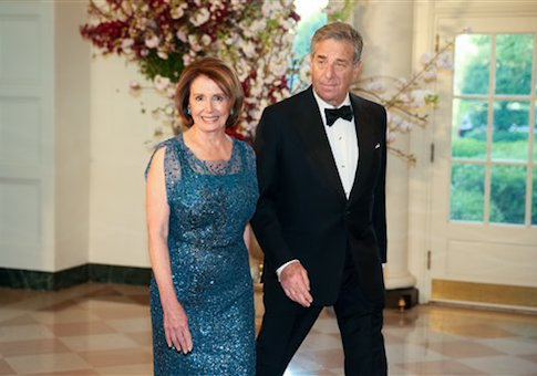 Nancy Pelosi, Paul Pelosi