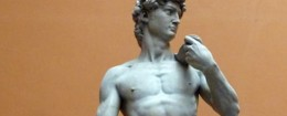 Michaelangelo's David / Wikimedia Commons