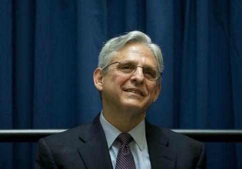 Chief Judge Merrick Garland / AP