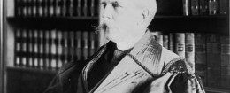 Justice Oliver Wendell Holmes, author of Buck v. Bell / Library of Congress