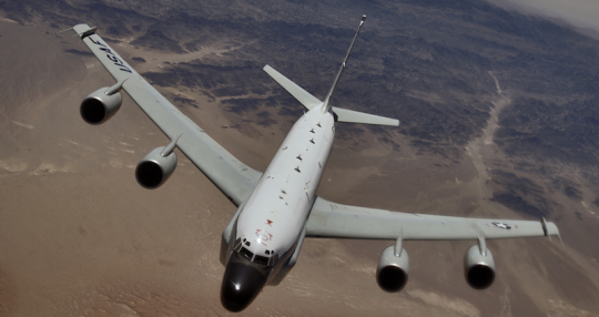 RC-135 / image via Wikipedia