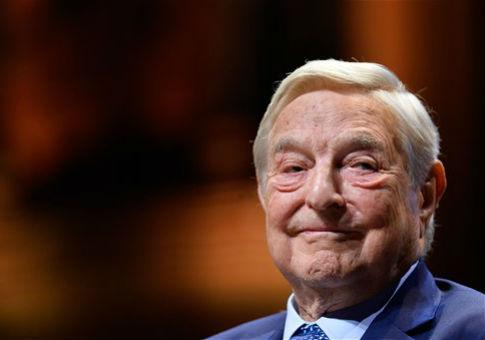 George Soros / AP
