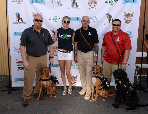 Kate Upton at 2nd Annual Grand Slam Adoption Event in Lakeland, FL. The actress was seen posing with dogs that need adoption event. Kate signed autographs at the event. Pictured: Kate Upton at 2nd Annual Grand Slam Adoption Event in Lakeland, FL Ref: SPL1255028 310316 Picture by: Jason Winslow / Splash News Splash News and Pictures Los Angeles:310-821-2666 New York: 212-619-2666 London: 870-934-2666 photodesk@splashnews.com