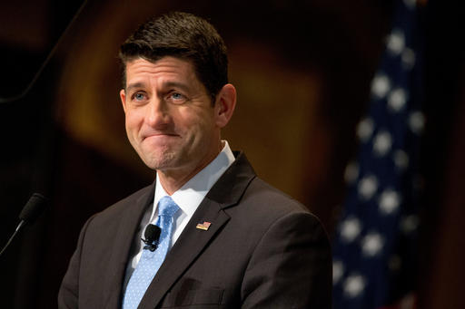 Paul Ryan / AP
