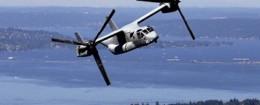An MV-22B Osprey
