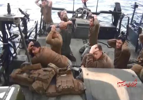 U.S. sailor capture