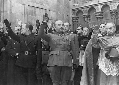 Generalissimo Franco,