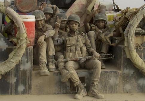 Iraqi Federal police