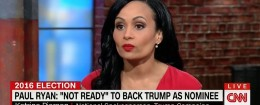 Katrina Pierson / CNN Screenshot