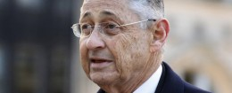 Former New York State Assembly Speaker Sheldon Silver arrives at the Manhattan U.S. District Courthouse in New York