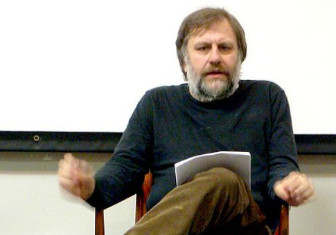 Slavoj Žižek / Wikimedia Commons
