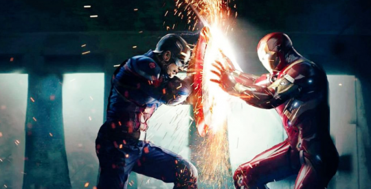 SPOILER: Captain America and Iron Man are in 'Captain America: Civil War'