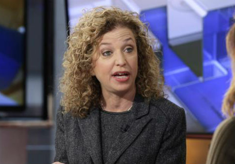 Rep. Debbie Wasserman Schultz (D., Fla.) / AP