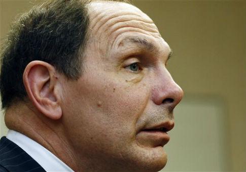 Veterans Affairs Secretary Robert McDonald / AP