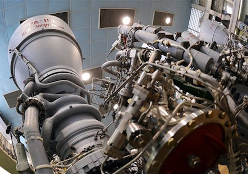Russian rocket engines