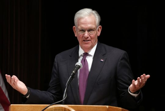 Missouri Gov. Jay Nixon / AP