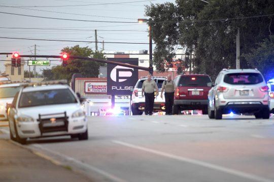 Orlando Shooting / AP
